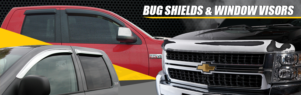 Shields & Window Visors